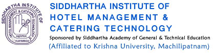 Siddhartha Institute of Hotel Management and Catering Technology